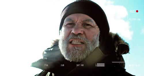 Der alte Starych (Aleksei Guskov) will unbedingt die Welt verbessern - mit allen Mitteln.