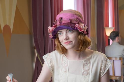 Sophie (Emma Stone) verkörpert in Woody Allens neuer Romantic-Comedy eine junge Frau, die hellsehen und zaubern kann.