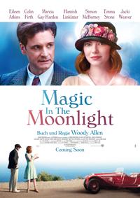 """Woody Allen kehrt zurück ins mediterrane Europa: In """"Magic In The Moonlight"""" soll ein Magier ein Medium entzaubern. Stattdessen wird er verzaubert."""