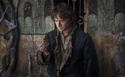 """Vielleicht nicht für einen Ring, wohl aber für einen """"sehr geschätzten Menschen"""" würde """"Hobbit""""-Darsteller Martin Freeman Heldentaten vollbringen."""