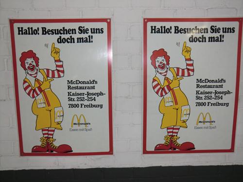 McDonalds Freiburg
