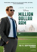 """""""Million Dollar Arm"""" basiert auf einer wahren Begebenheit."""