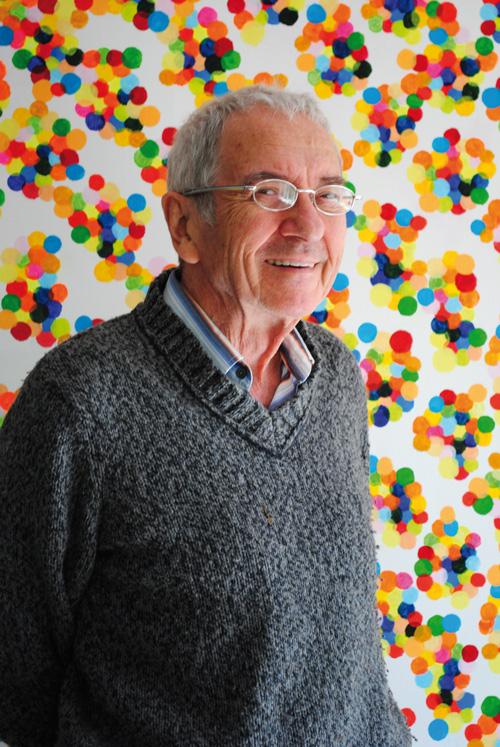 Behält den Überblick: Walter Diederichs