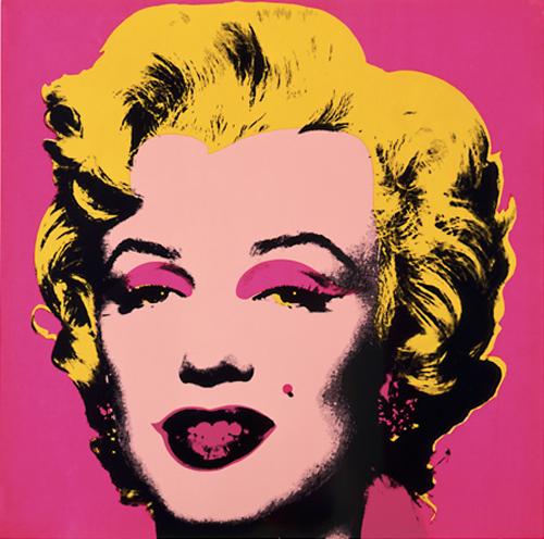 """Legendäre Serie: Andy Warhol verewigte Sexikone Marilyn Monroe in starken Farben. Die 10-teilige Serie ist Highlight der Ausstellung in der Kunsthalle Messmer, die dem """"King of Pop Art"""" gewidmet ist."""