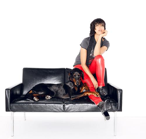 """Ihre Unterschiedlichkeit war ein Motor für """"kreative Schübe"""": Nena arbeitete mit Rapper Samy Deluxe an ihrem neuen Album """"Oldschool""""."""