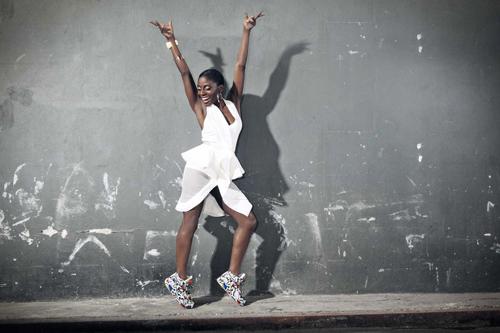 Professionelles Tanzen ist Leistungssport: Star-Choreografin Nikeata Thompson fordert mehr Respekt für ihren Berufsstand.
