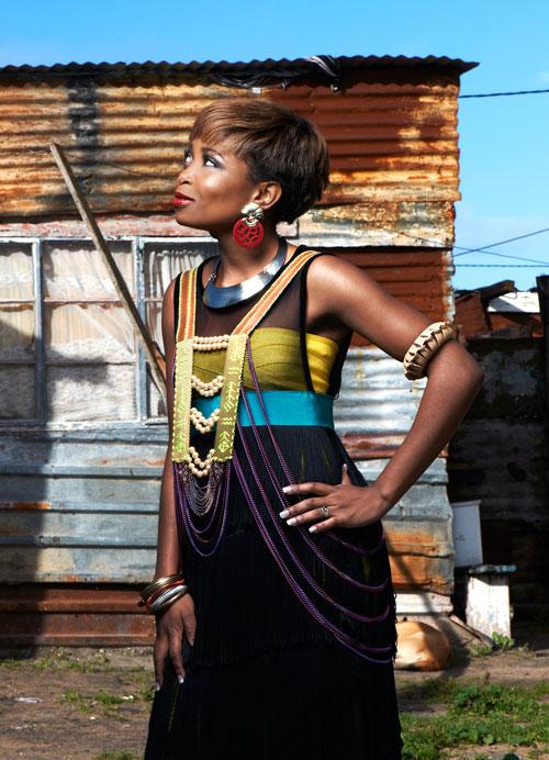 Nomfusy tritt am 3. August beim African Music Festival auf.