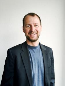 Engagiert: Christian Pertschy macht sich für Bands stark.