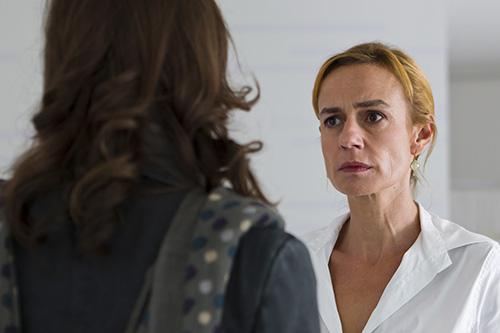 Szene mit Jessica Schwarz und Sandrine Bonnaire.