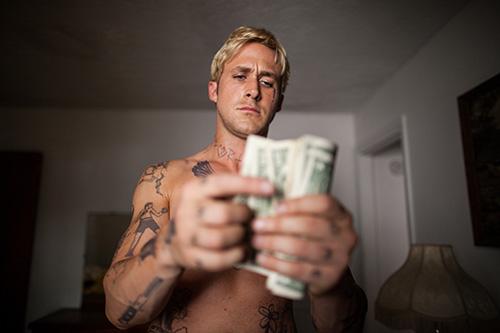 Szene mit Ryan Gosling.