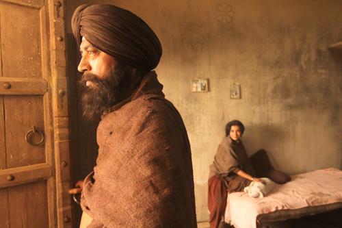 Das Schicksal hat ihn verbittert: Umber Singh (Irrfan Khan) und seine Frau (Tisca Chopra).