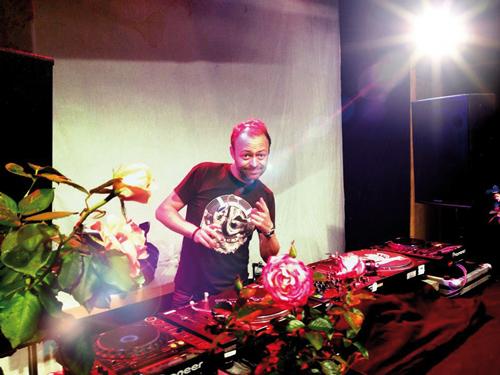 Lassen Sie uns über Geld reden: DJ Rainer Trüby