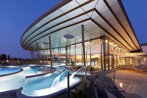 Das moderne 4-Sterne-Hotel Resort Barrière