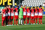 Die Mannschaft des SC Freiburg.