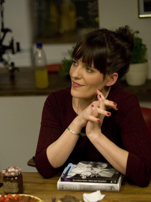 """""""Ich langweile mich unglaublich schnell"""": Sarah Kuttner probiert gerne mal Neues aus."""
