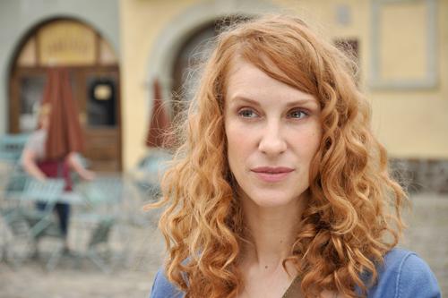 """Für das ZDF drehte Chiara Schoras in Budapest """"Ein Sommer in Ungarn""""."""