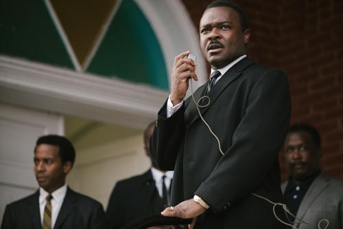 Martin Luther King (David Oyelowo) ruft die ganze Nation zu friedlichen Protesten auf.