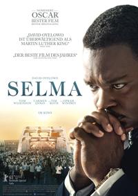 """Das Martin-Luther-King-Biopic """"Selma"""" erzählt von Ängsten und Gewalt, aber auch vom Mut, sich durch Hass nicht die Hoffnung nehmen zu lassen."""