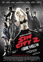 """Fast ein Jahrzehnt nach dem ersten Teil kommt nun """"Sin City 2: A Dame To Kill For"""" in die Kinos."""