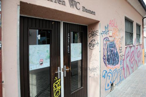 Ein Tropfen auf den heißen Stein? Den Händlern fehlen etwa Maßnahmen gegen Graffiti oder für die Sicherheit.