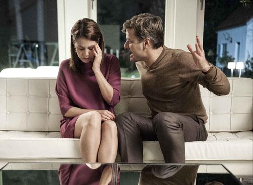 """Marcus Mittermeiers Rolle in """"Die Ungehorsame"""" steht in krassem Kontrast zu seinem Part im """"Hochzeitskönig""""."""