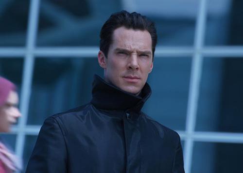 Szene mit Benedict Cumberbatch.