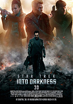 Plakate: Star Trek: Into Darkness