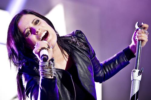 """Sängerin Stefanie Kloß von der Band Silbermond ist das neue Jury-Mitglied bei """"The Voice of Germany""""."""
