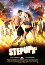 """Es wird wieder getanzt in Hollywood: Dieses Mal schicken die """"Step Up""""-Macher die Tanzkombo """"LMNTRX"""" nach Las Vegas."""