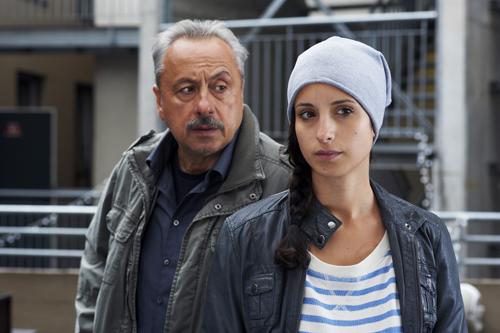 """Stephanie Stumph wurde mit der ZDF-Krimiserie """"Stubbe - Von Fall zu Fall"""" an der Seite ihres Vaters Wolfgang Stumph bekannt."""