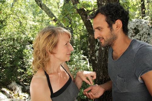 Die stumme Kristine (Dagmar Manzel) ist die alte Leidenschaft von Franck (Arthur Igual).