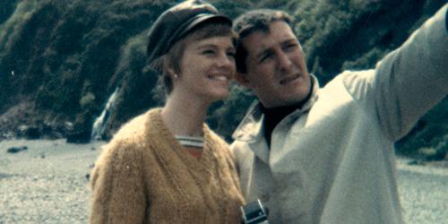 Sie hätten zu den Sternen fliegen können: Sarah Polleys Eltern Michael und Diane.