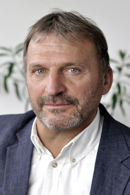 Hilft: Der Leiter der Fachstelle Sucht Freiburg, Klaus Limberger