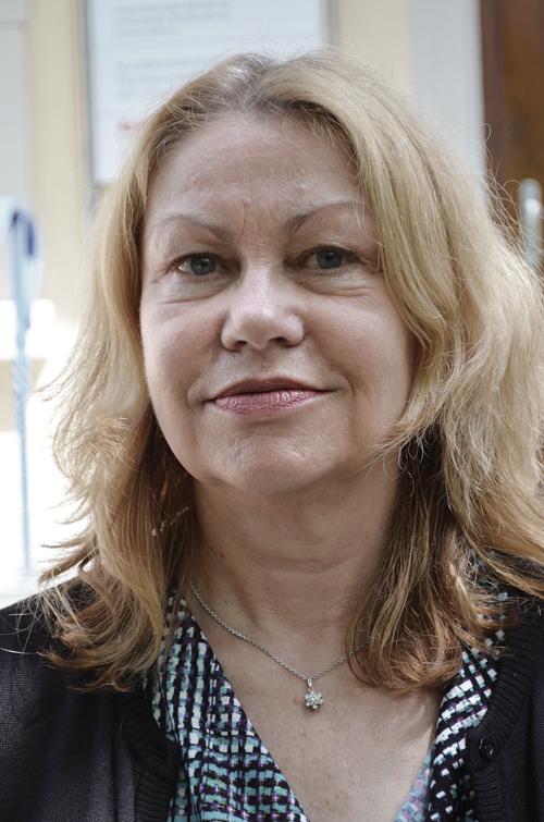 Ursula Portscht vom AGJ-Fachverband will Süchtigen helfen.