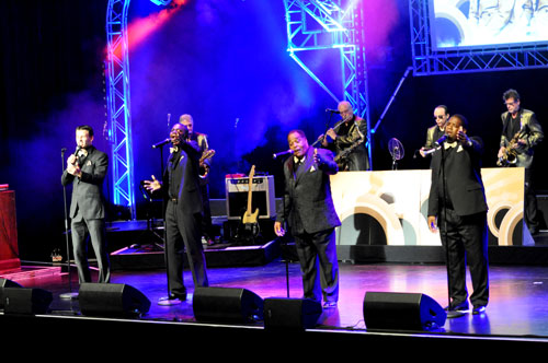 Am 5. September im Schloss Reinach – Sweet Soul Music Revue