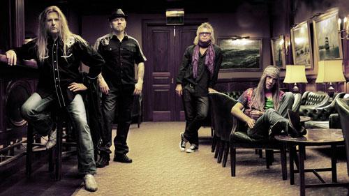 Die norwegischen Metaller von TNT spielen am 26. Juli beim Rock of Ages in Seebronn.