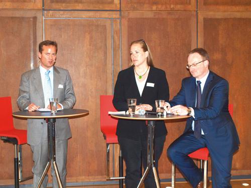 Deutscher Unternehmerinnen-Verband debattiert in Freiburg über TTIP
