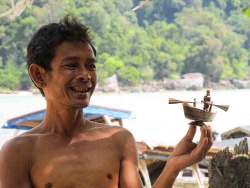 Seenomaden in Thailand – die Moken