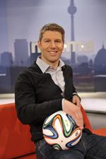 """Jetzt geht's """"hauptsächlich um Fußball"""": Thomas Hitzlsperger ist ab Dienstag 10. Juni, Experte beim """"ZDF-Morgenmagazin""""."""