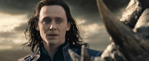 Thors rachsüchtiger Bruder Loki (Tom Hiddleston) hat immer noch ein As im Ärmel.