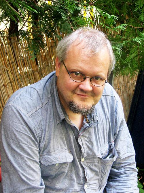 Bundestagswahl-Kandidat Tobias Pflüger