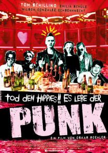 """Bizarr, grotesk, unkorrekt: Oskar Roehlers """"Tod den Hippies - Es lebe der Punk!"""" zerpflückt jeden romantischen Nostalgiegedanken an das West-Berlin der 80-er."""