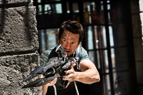 """Die neue Hauptfigur der zweiten """"Transformers""""-Trilogie mimt Mark Wahlberg."""