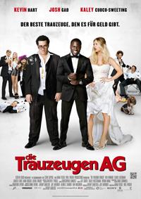 """Erst Geschäftspartner, bald beste Freunde: """"Die Trauzeugen AG"""" ist eine unterhaltsame Buddy-Komödie - dank der beiden Hauptdarsteller Josh Gad und Kevin Hart."""
