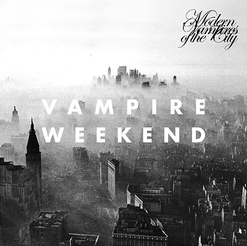 Cover: Modern Vampires in the City
