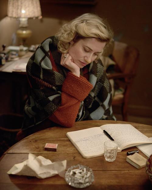 Die Literatur ist ein Ventil für die vom Leben und der Liebe frustrierte Violette (Emmanuelle Devos).