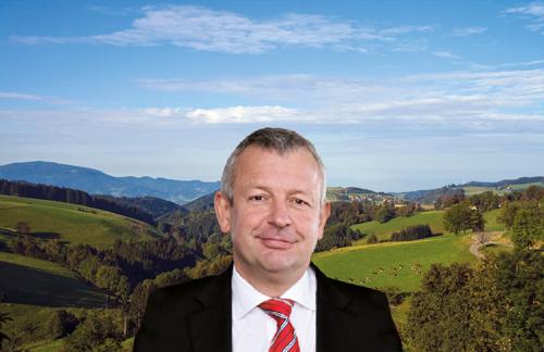 Steht auf Schwarzwald: Christoph Münzer
