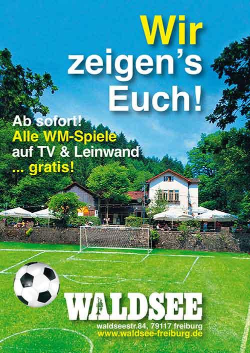 Waldsee-Kick