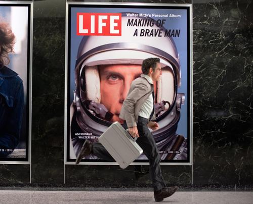 Auf dem Sprung in ein neues Leben: Walter Mitty (Ben Stiller).