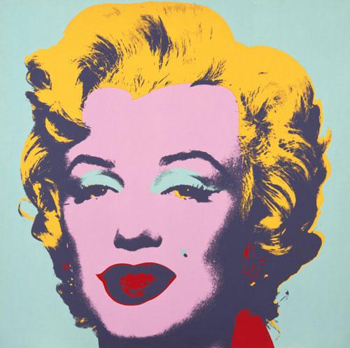 Marilyn: Die komplette Serie ist in Riegel zu sehen – als Leihgabe des Ulmer Museums.